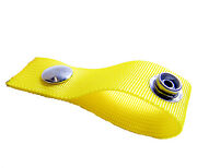 Snap Extenders For Your Boat Cover In Yellow Nylon W/ Stainless Steel Snaps
