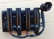 F-640 Ignition Coil Igniter Pack Removed From Mitsubishi 4g63 20cc 16v Dohc Fwd