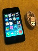 Iphone 4s Factory Unlocked Att Verizon Sprint Tmobile Black White