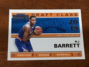 2019-20 Contenders You Pick Inserts Draft Class Winning Ticket Front Row Seat
