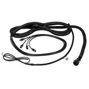 Alhns 150 Long Harness With Power Adapter For Cabcam Systems