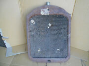 1920and039s Grill Shell Rat Rod Hot Fedders Radiator Packard Chrysler Patina Look Wow