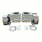 Arctic Cat 800 Oem Cylindres Wiseco Pistons Std 88j1 01-02 Mountain Chat Zr Zl