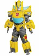 Bumblebee Transformers Inflatable Child Costume