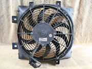 T1093 2004 Can Am Quest 650 4x4 Radiator Cooling Cooler Fan 709200112