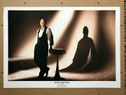 Patrick Stewart 18 X 26 Lithograph Signed Rare 209/295 Image Two