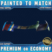 New Painted To Match Front Upper Bumper Replacement For 2007 2008 2009 Acura Rdx