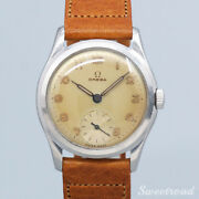 Omega Ref.2450-7 Vintage Manual Winding Mens Watch Authentic Working