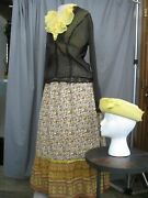 Victorian Dress Womenand039s Edwardian Costume Civil War Prairie Style Outfit W Hat