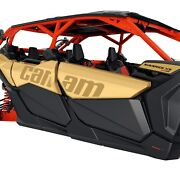 Can-am Max Sport Rear Lower Door Panels P/n 715003751
