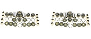 New All Balls Rear A-arm Bearing Kit For The 2013-2014 Arctic Cat Wildcat 4