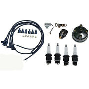 Side Mount Distributor Ignition Tune Up Kit Fits Ford Tractor 8n