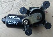 Front Windshield Wiper Motor Assy Daewoo Lanos Model 1997 00 A13sms Lhd Used