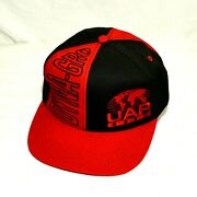 Dyna-gro - Uap Seeds - Snap Back - Red And Black - Farmers Hat / Cap -k-products