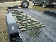 Military Surplus 5 Ton Truck M35 Seat-side-front Frames M939 M931 Army-no Wood