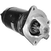 New Starter Fits David Brown Tractor 770 775 780 781 880 885 Mf-130 26321 27421