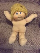 Vintage Cabbage Patch Doll 1978 - 1982 No Box