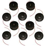 Trimmer Head 10 Pack Fits Stihl Trimmer Bump Heads Autocut 25-2 String Trimmer
