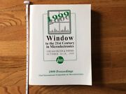 Imaps 1999 Oct Window To 21st Century In Microelectronics Book Chicago Hilton