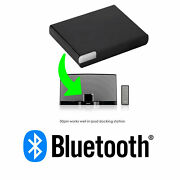Bluetooth Music Receiver Audio Adapter For Android/ Iphone 30 Pin Dock Speaker