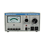 Global Specialties 1420 Variable Ac Power Supply 150v/3a