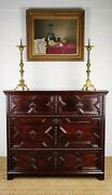 A Fine Late 17th - Early 18th Century Chest Of Drawers.