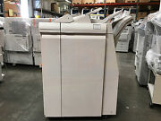 Xerox Light Production Finisher With Hole Punch Stapler C/z Folder Mla Mua
