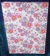 Hard Cover Notebook Heart Theme Pages Recipes Memories Ideas Book New Aust