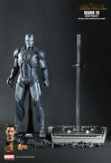 Hot Toys 2011 Toy Exclusive 1/6 Iron Man 2 Mms153 Mark Iv Secret Project Sealed