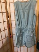 For All Mankind 7th Denim Jumper For Girls Size 12