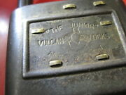Yale And Towne Mfg The Junior Vulcan Pad Lock Arm With Hammer Image Stamford Conn