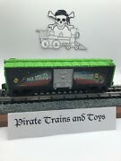 Lionel 6-16274 Marvin The Martian And Daffy Duck Boxcar Blt 1-97