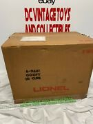 Lionel 6-9661 Disney Mickey Mouse Express Goofy Hi Box Car Factory Sealed Case