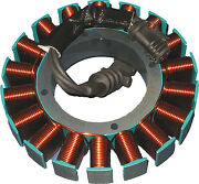 Cycle Electric Replacement Motorcycle Stator Direct Fit Ce-8011 Made In Usa