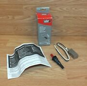 Genuine Weber 7510 Grill Igniter Kit In Box With Instructions Read