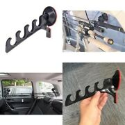 Car Rod Holder – Suction Cup Fishing Rod Holder For Car Window – Suv Pole Rack