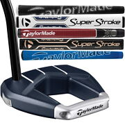 Taylormade Spider S Navy Custom Putter - Pick Your Length And Custom Grip