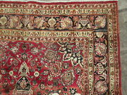 6.4 X 10.7 Antique Oriental Room Size Rug / Carpet Great Buy_old Rug_under Cost