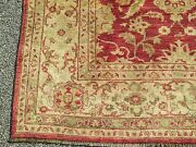 Fine Room Size Oriental Rug Hand Woven A Beauty Indian Hill Rug Dealerand039s Estate