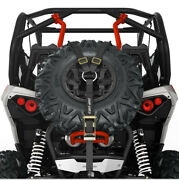 Can-am Spare Tire Holder Red