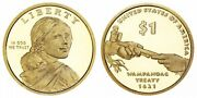 2011 S Sacagawea Proof Dollar From Us Mint Set Cp2148