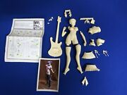 Cerberus Project Arisa Model Assembly Kit Parts