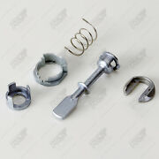 Door Lock Repair Kit Front Left/right For Vw Polo New