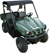 Classic Accessories Extended Cage Utv Roll Top Cover Black 18-064-043801-00