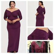 Torrid Special Occasion Gown