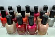 Original Sation Nail Polish By Miss Prof Discontinued While Supplies Last
