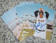 20 Gaylord Perry Signed Autographed Baseball 8x10 Photos Jsa Auction House Loa