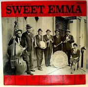 New Orleans Sweet Emma Preservation Hall Jazz Band Vps-2 Record Lp