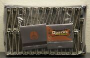 S.tar Trek The Experience Quarkandrsquos Bar And Restaurant Box Of Match Books Dated 1997