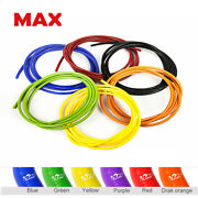 3mm 4mm 5mm 6mm Silicone Vacuum Hose Air Tube Line Pipe Racing Turbo Silicone